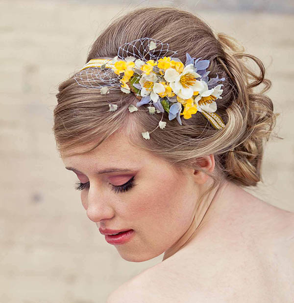 Wedding Makeup on Plus Size Bride