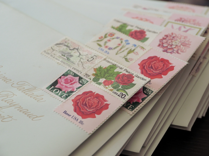 Vintage Stamps For Wedding Invitations: The Unexpected Costs Of Weddings!