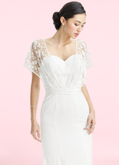 Affordable wedding gown at Azazie