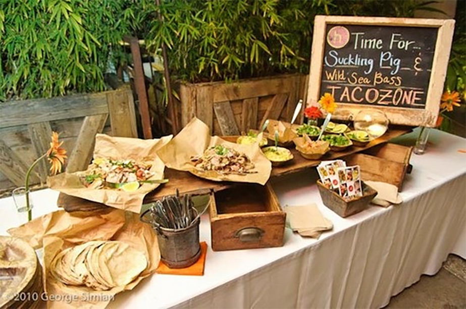 Try A Taco Wedding Bar For Some Fiesta Fun