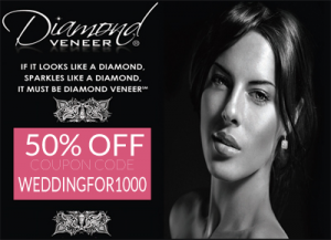 50% OFF Coupon code: Weddingfor1000