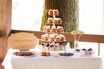 delicious wedding favors table weddingfor1000.com