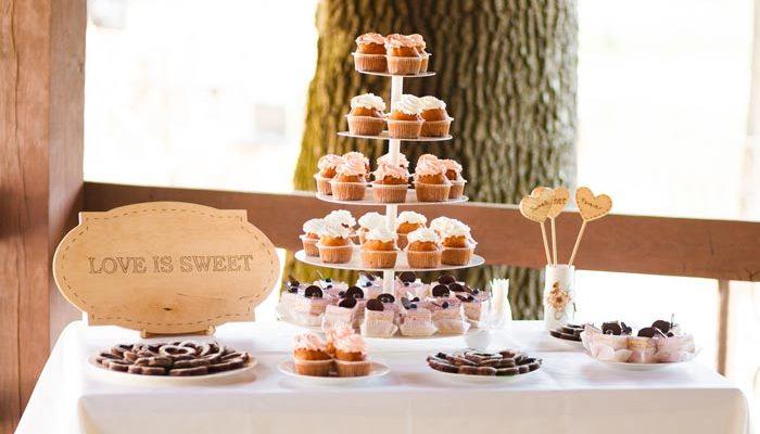 delicious wedding favors table weddingfor1000.com
