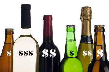 How much does it really cost to do a DIY beer and wine bar wedding reception? weddingfor1000.com