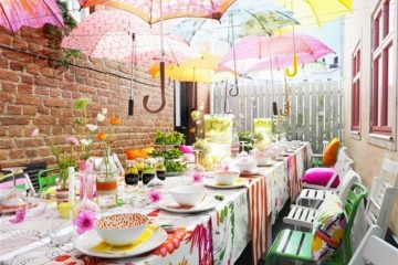 Spring Reception ideas for delicious foods - weddingfor1000.com