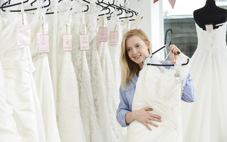 9 Ideas To Make The Most Of Your Wedding Dress Budget Wedding For