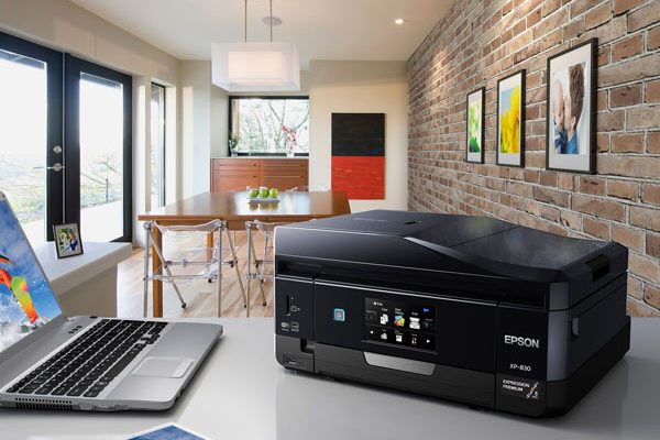 Epson Expression xp830 Small-in-one printer for DIY wedding projects!