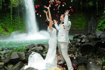blue butterfly weddings costa rica