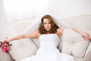 Got the Post-Wedding Blues? Here are some ideas for how to get past them! - weddingfor1000.com