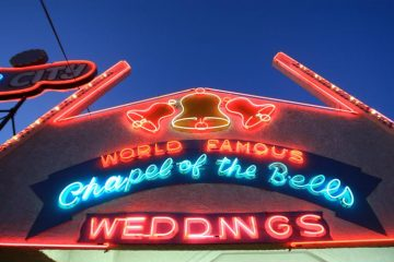 Vegas Weddings on a Budget