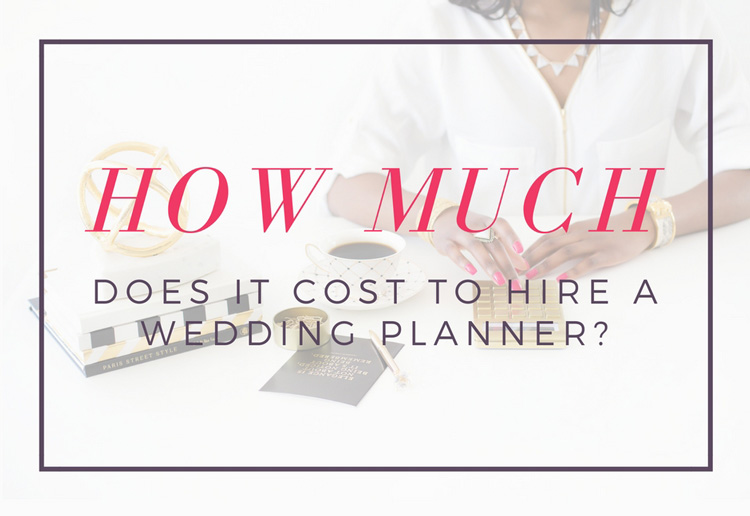 How much does it cost to hire a wedding planner junglespirit Image collections