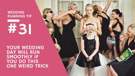 How do you keep your wedding day timeline running smoothly? - weddingfor1000.com