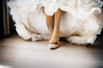 Don't buy your wedding shoes without checking these 4 things! - weddingfor1000.com