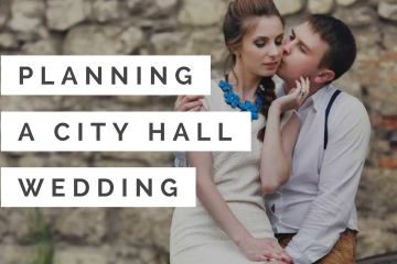 Awesome Ideas for a City Hall Wedding - weddingfor1000.com