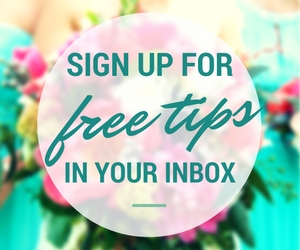 join the mailing list and get two free gifts as well as free budget wedding planning tips in your inbox!