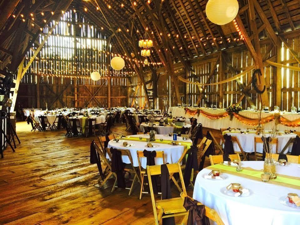 Small Unique Wedding Venue Ideas In Michigan